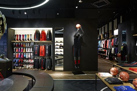 Nike Basketball shop by Specialnormal, Chiba – Japan
