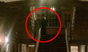 Houston man captures photo of eerie ghost figure at 'The