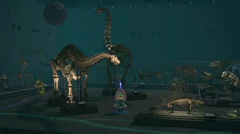 Animal Crossing: New Horizons: List of fossils and their