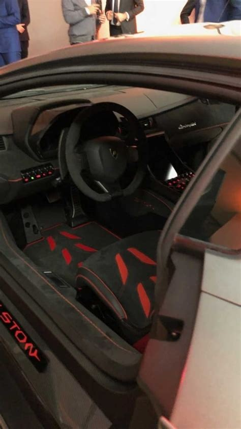 Lamborghini SC18 Aventador Is One of a Kind - Foreign policy