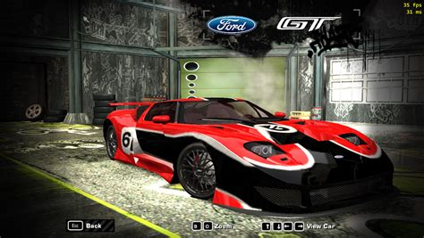 Need For Speed Most Wanted Ford GT Nikki's Livery | NFSCars