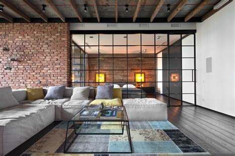 Loft in Kyiv / MARTINarchitects | ArchDaily