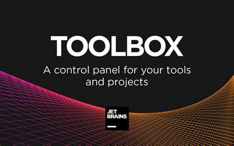 JetBrains Toolbox App: Manage Your Tools with Ease
