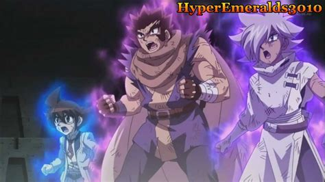HD Beyblade AMV: Nemesis Revived - Part 4 - Fusion Hades