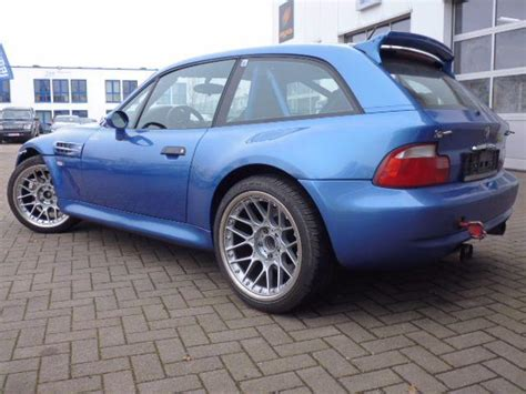 BMW Z3 M Coupé Rally - Rally cars for sale - Racemarket