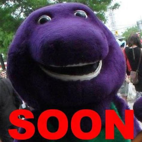 Barney Is Actually Scarier Than All The Dinosaurs In