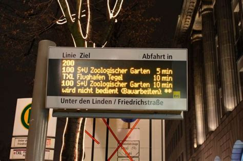 2019 Public Transportation to Berlin Airports