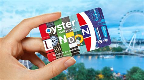 Oyster Cards und Travelcards in London - visitlondon
