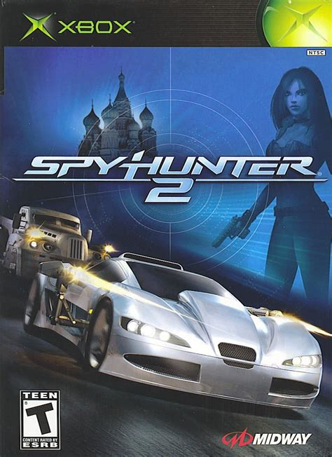 Spy Hunter 2 for Xbox (2003) - MobyGames