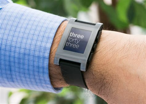 Pebble Watch review - CNET