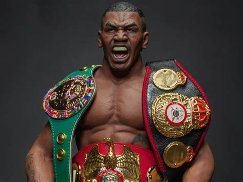 Mike Tyson (The Undisputed Heavyweight Boxing Champion) 1