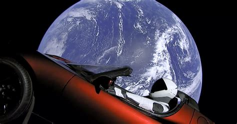 SpaceX live stream: Ride with Tesla 'Starman' as it orbits