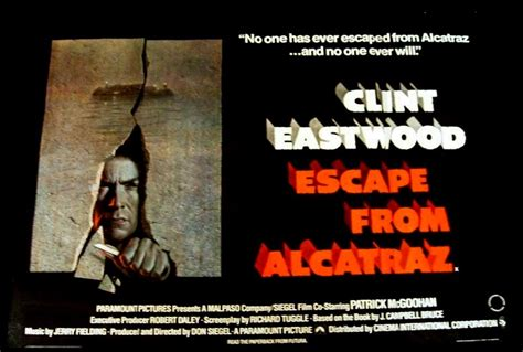 The Clint Eastwood Archive: Escape from Alcatraz 1979