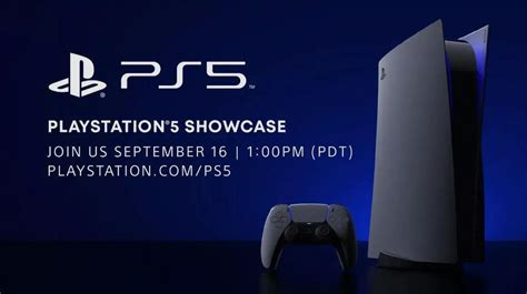 PS5 Showcase - Date, Start Time, Where To Watch