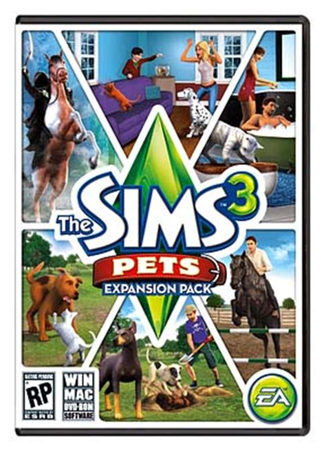 Sims 3 Pets for Horse Lovers - ReviewHorse Games