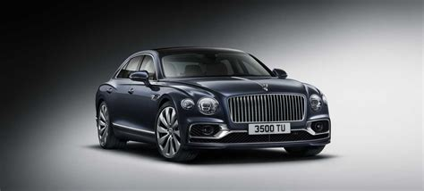 The 2020 Bentley Flying Spur Has A Crazy Top Speed And A