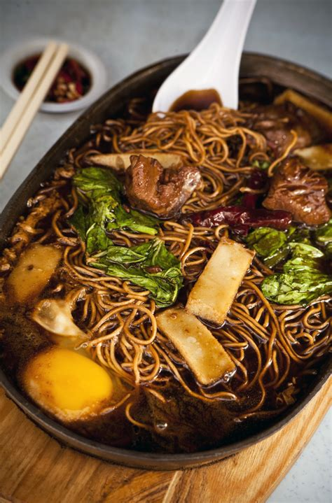 Stewed Ginger Duck and Yee Mee | KeepRecipes: Your