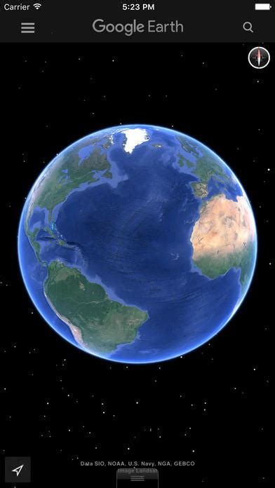 Google Earth for iOS - Free download and software reviews
