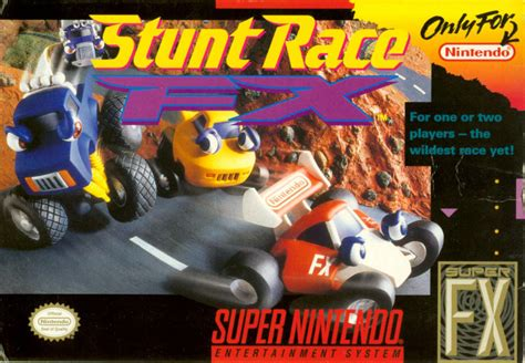 Stunt Race FX (1994) - MobyGames