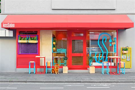 Mediterranean Colors and Freshness in Bonn: Kessalao by