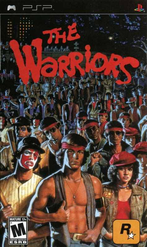 The Warriors for PSP (2007) - MobyGames