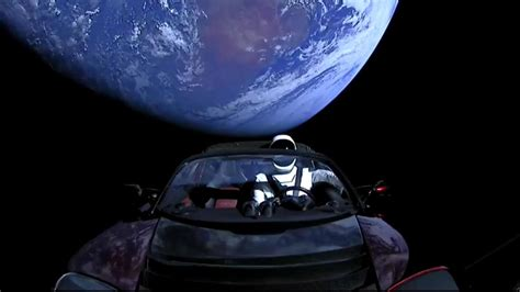 SpaceX launches new megarocket with Tesla car on board | WLOS