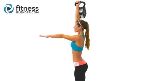 Kelli's 5 Minute Kettlebell Workout for Butt and Thighs
