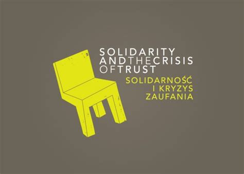 Konferencja Solidarity and the Crisis of Trust - News O