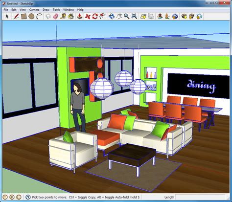 SketchUp Make 2015 free download - Download the latest