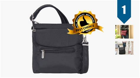 Best Anti-theft Travel Purse for Europe