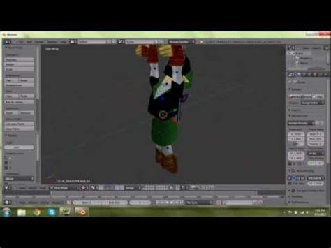 How to Extract 3D Models from Zelda64 Games - YouTube