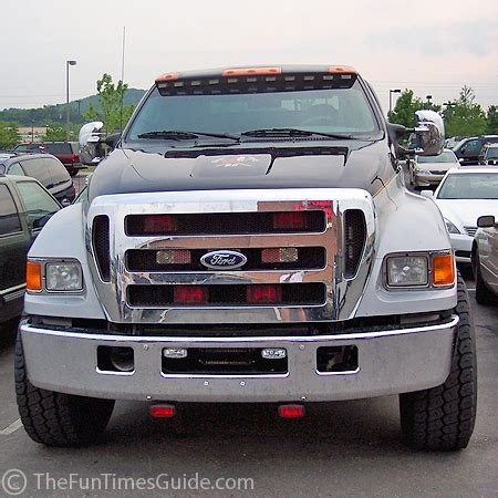 2006 Ford F650 Super Truck | The Travel Guide