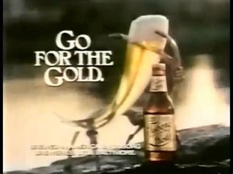 Tuborg Gold Beer 'Archery' Commercial (1978) - YouTube