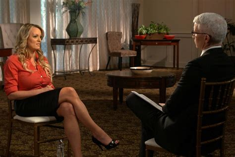 Stormy Daniels on 60 Minutes: Porn star set for tell-all