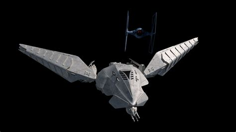 Approved Starship Aggressive Reconnaissance Bes'uliik