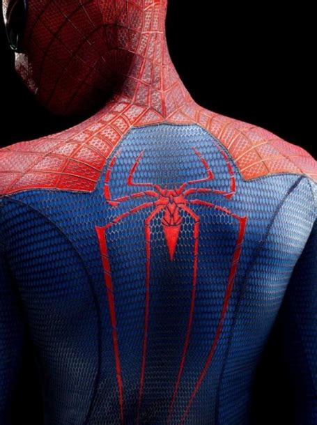 New Promo Images from THE AMAZING SPIDER-MAN Featuring