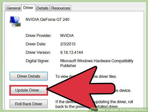 3 Ways to Update Your Graphics Driver - wikiHow