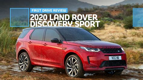2020 Land Rover Discovery Sport First Drive: Rebuilding