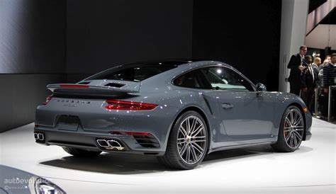 A Porsche 911 Plug-In Hybrid Might Be Coming, but No