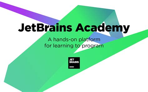 JetBrains Academy: Get Ready To Become A Professional
