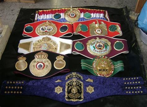 Why Titles Are Becoming Irrelevant In Boxing