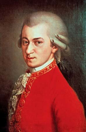 Wolfgang Amadeus Mozart   Biography, Facts, & Works