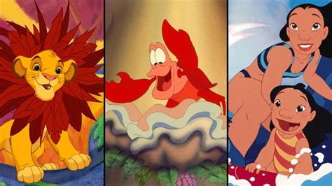 These Disney Songs Are The Happiest Of All Time According