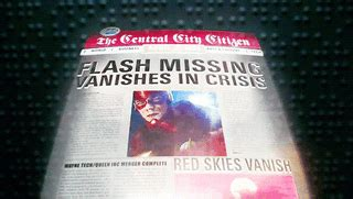 """'The Flash' Is Missing & """"Vanishes In Crisis"""" In 2024, But"""