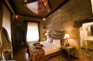 Night at the Museum! The luxury hotel built in Cappadocia