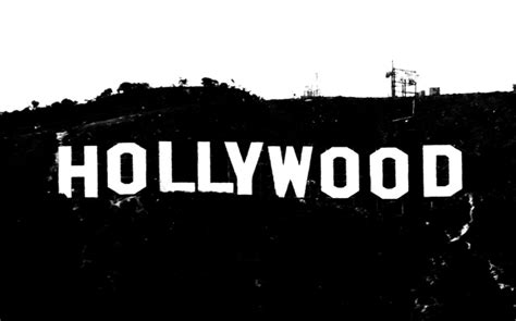 Hollywood Sign   Free Images at Clker