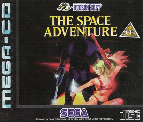 The Space Adventure for SEGA CD (1994) - MobyGames