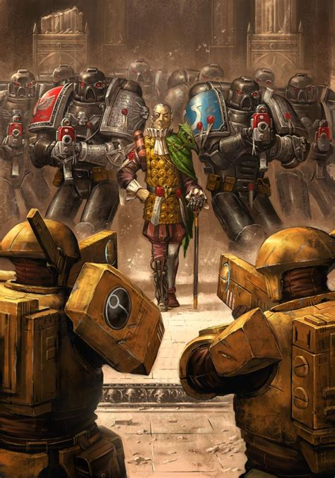Diplomatic Solutions image - Warhammer 40K Fan Group - Mod DB