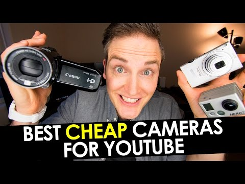 STARTING ON YOUTUBE | A cheap but good quality camera