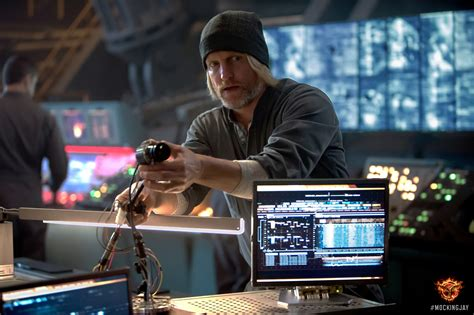 The Hunger Games – Mockingjay Part 1 – Woody Harrelson as